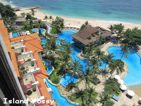 バリ島のホテル これはニッコーバリ