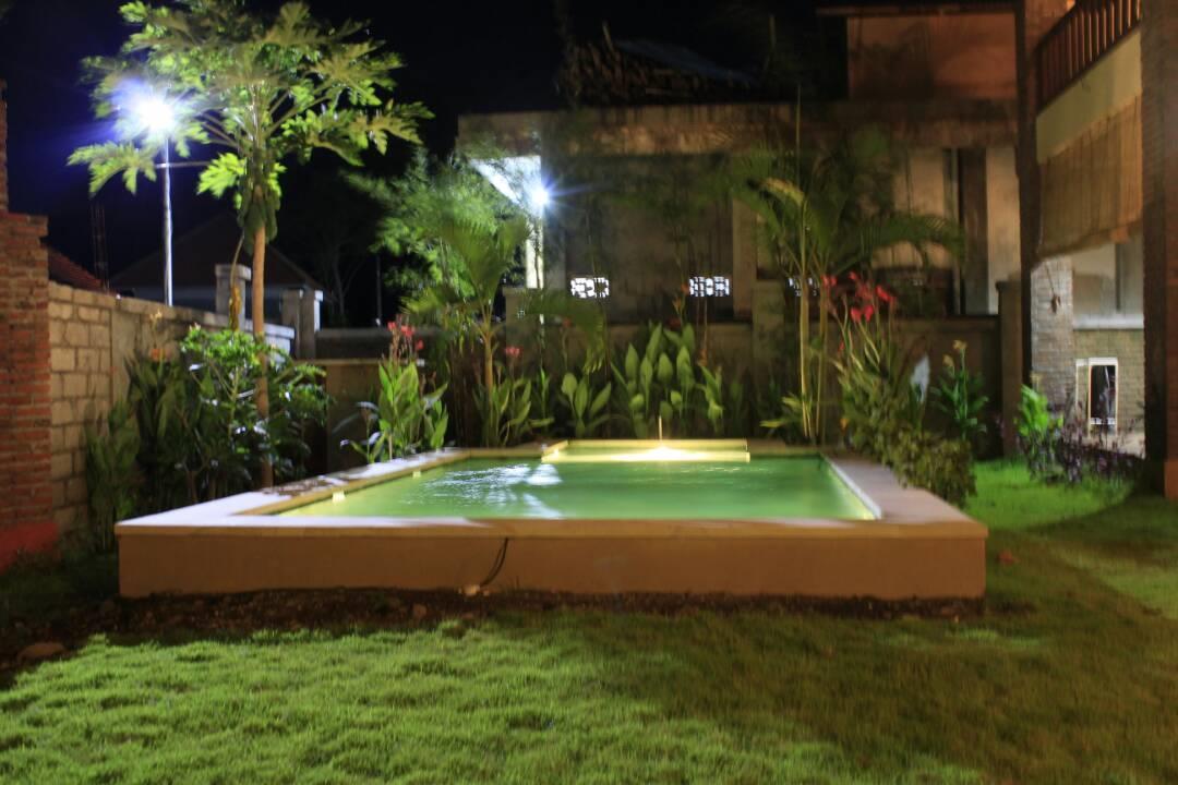 1BR Bali Blue Gecko Villas B ホテル詳細