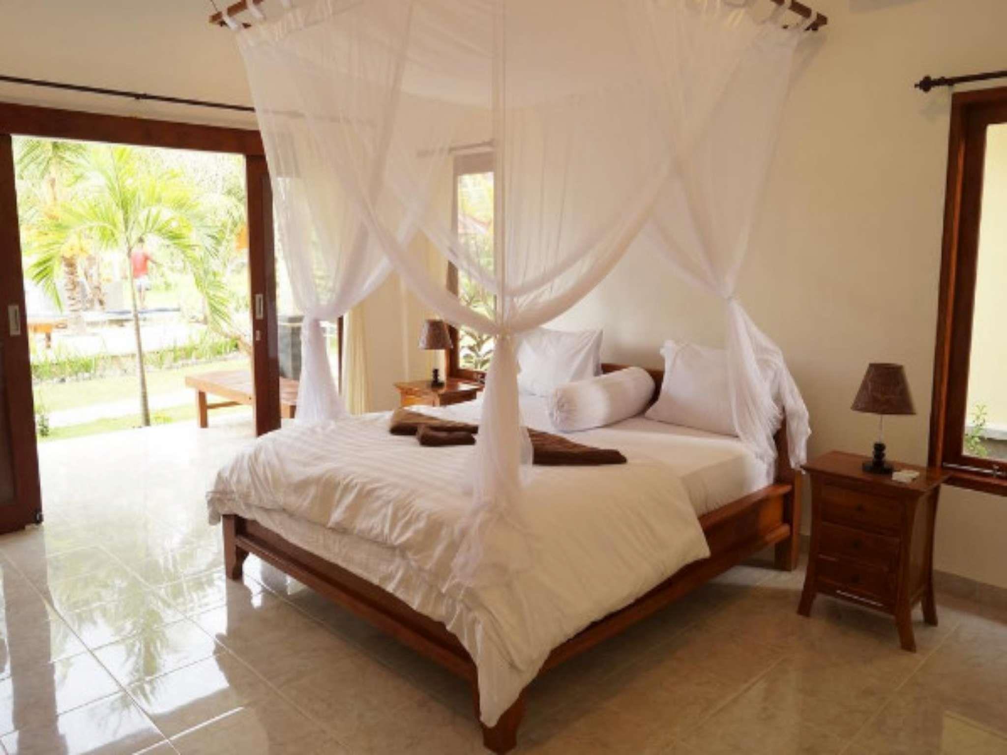 2BR Apartment Unit 3 at Mangga Villa Beach ホテル詳細