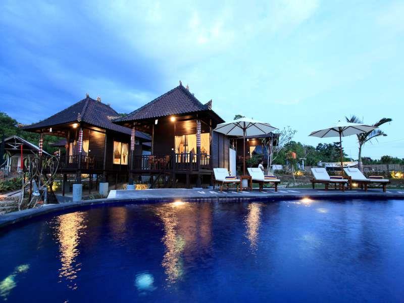 Bali Belva Bungalow ホテル詳細