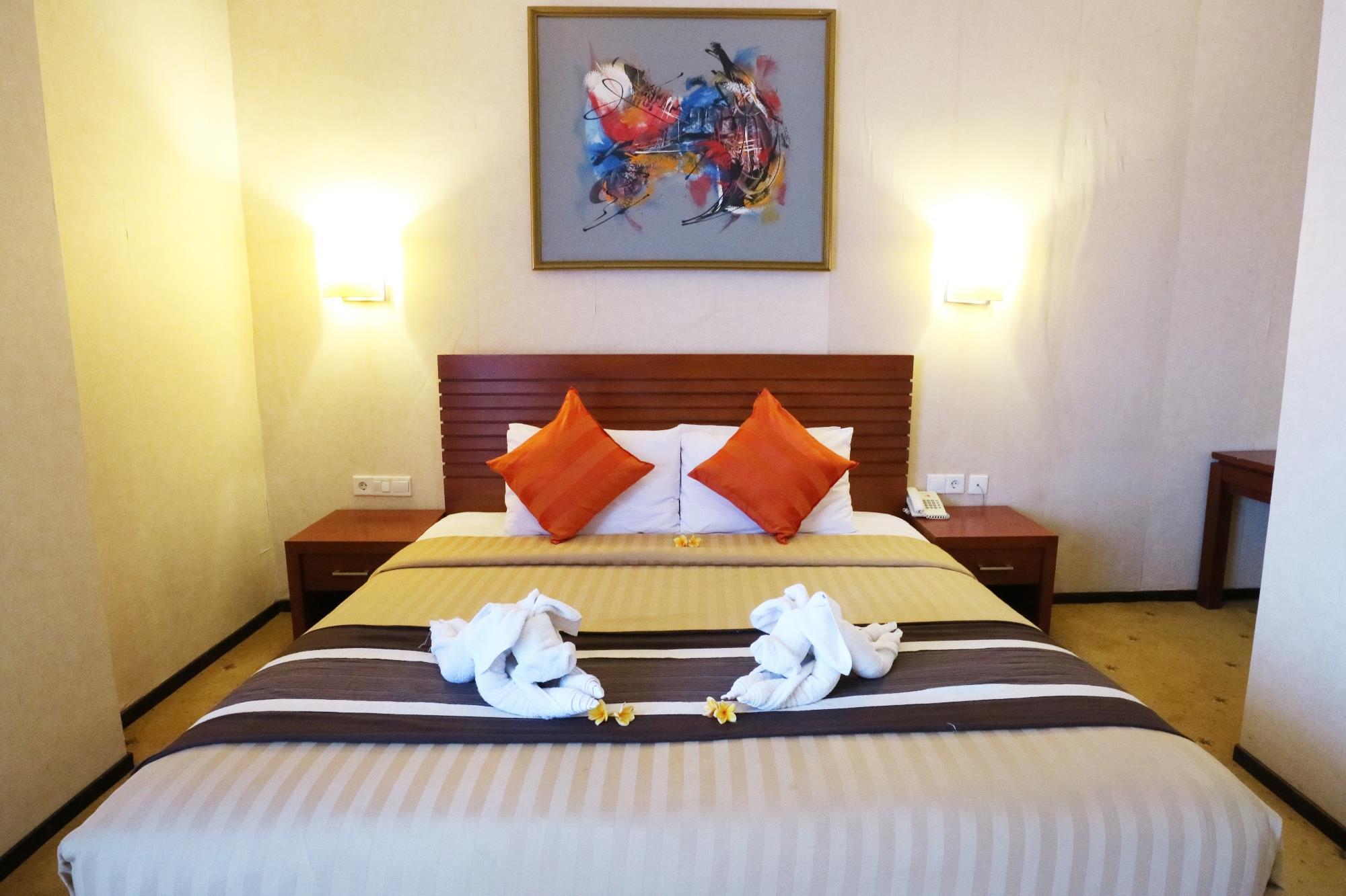 Bali Paradise City Hotel ホテル詳細