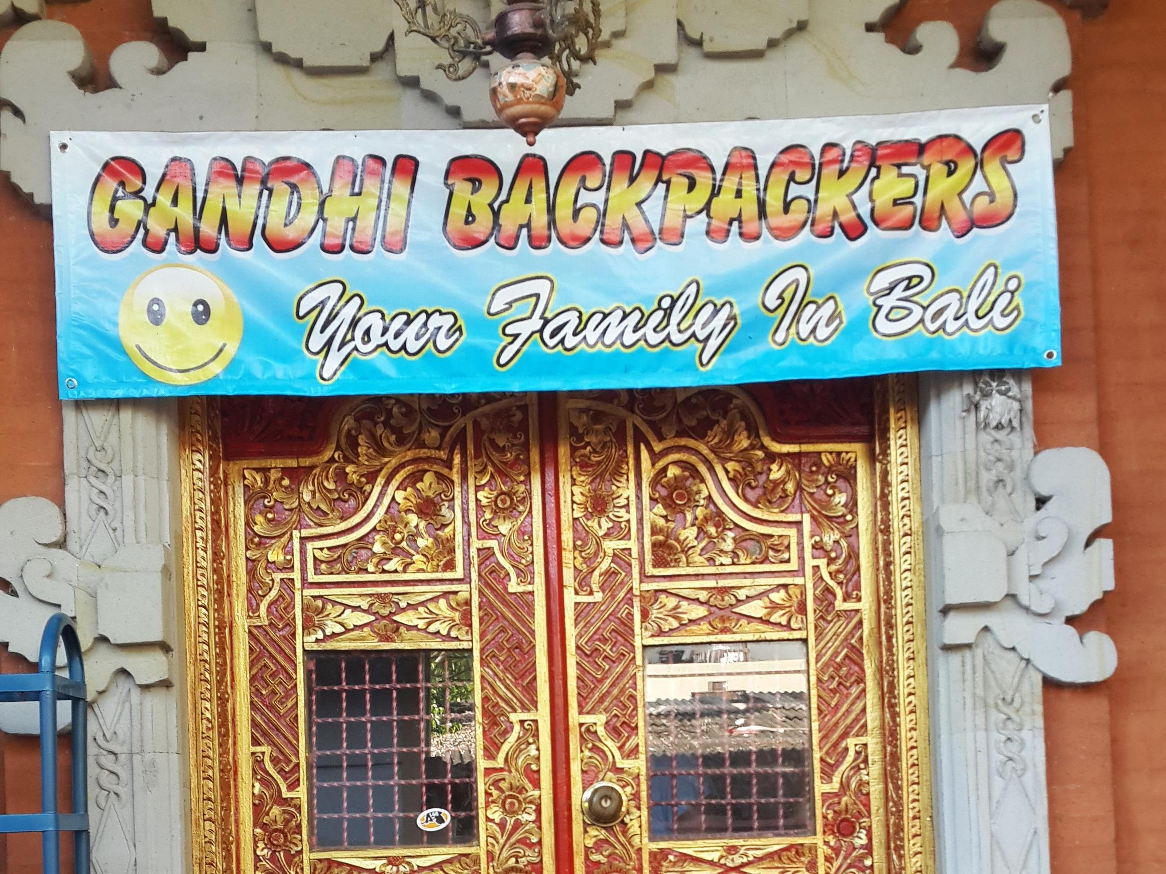 Gandhi Hostel Bali ホテル詳細