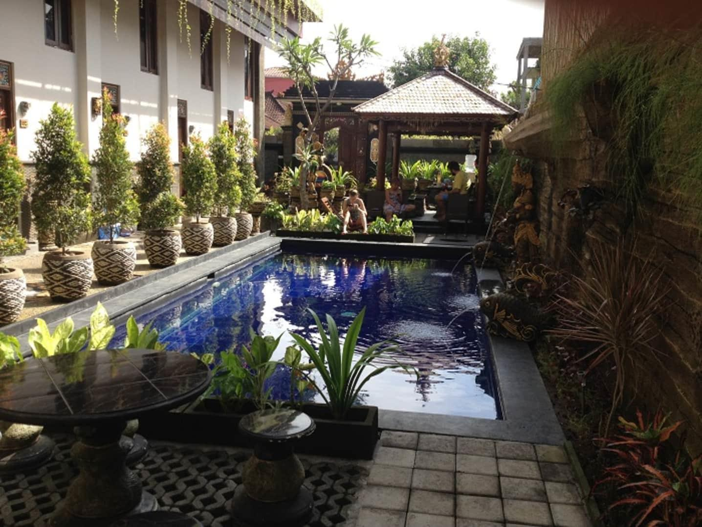 Graha Pande Residence 4 ホテル詳細