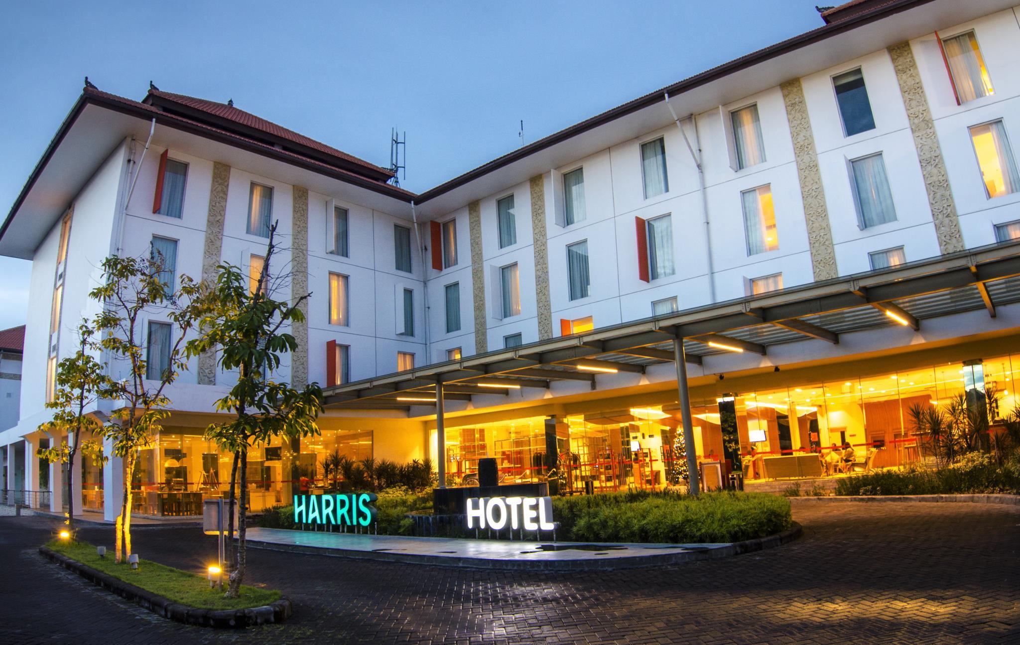 HARRIS Hotel & Conventions Denpasar Bali ホテル詳細