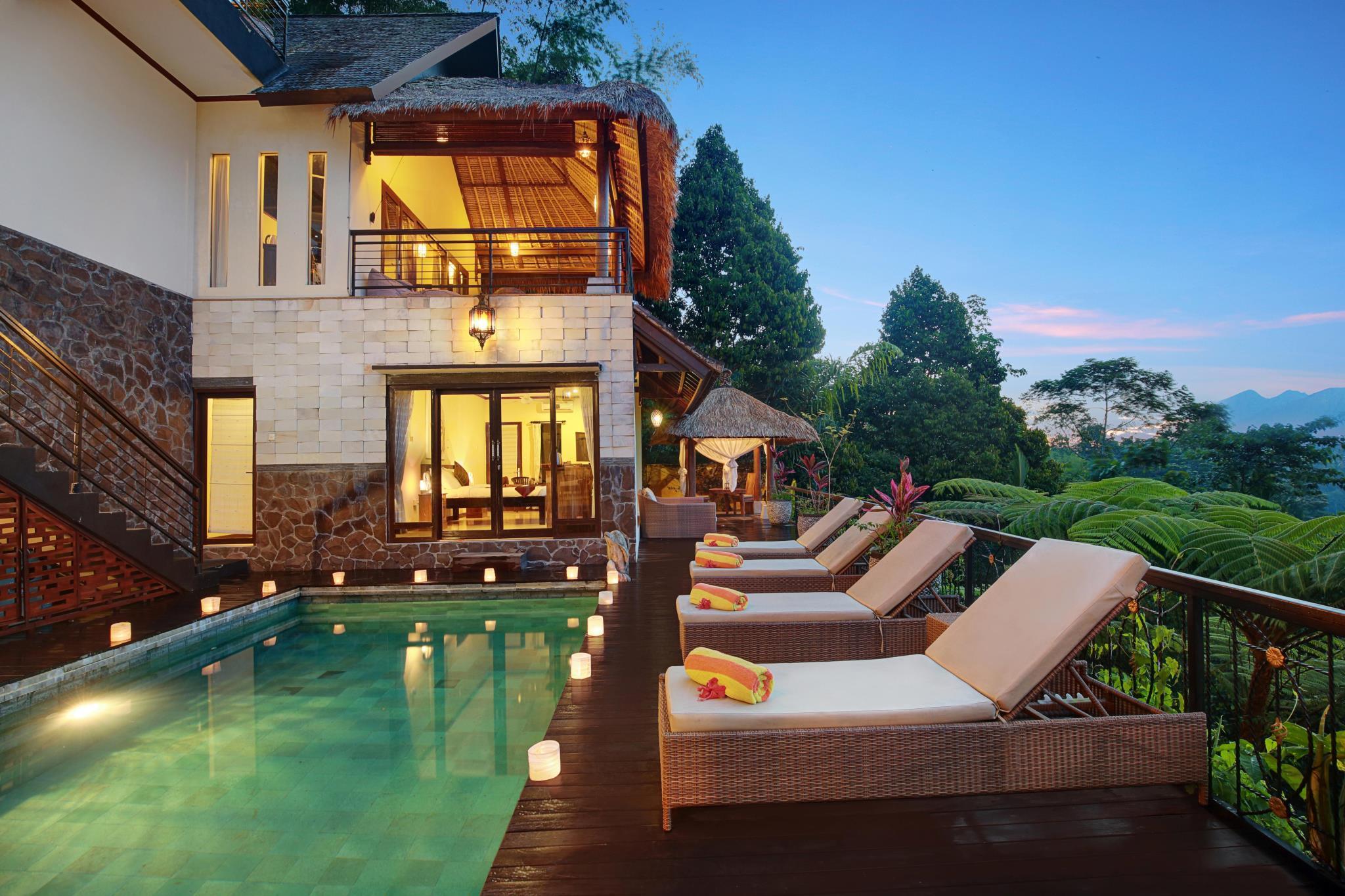 Hillside Eden Bali ホテル詳細
