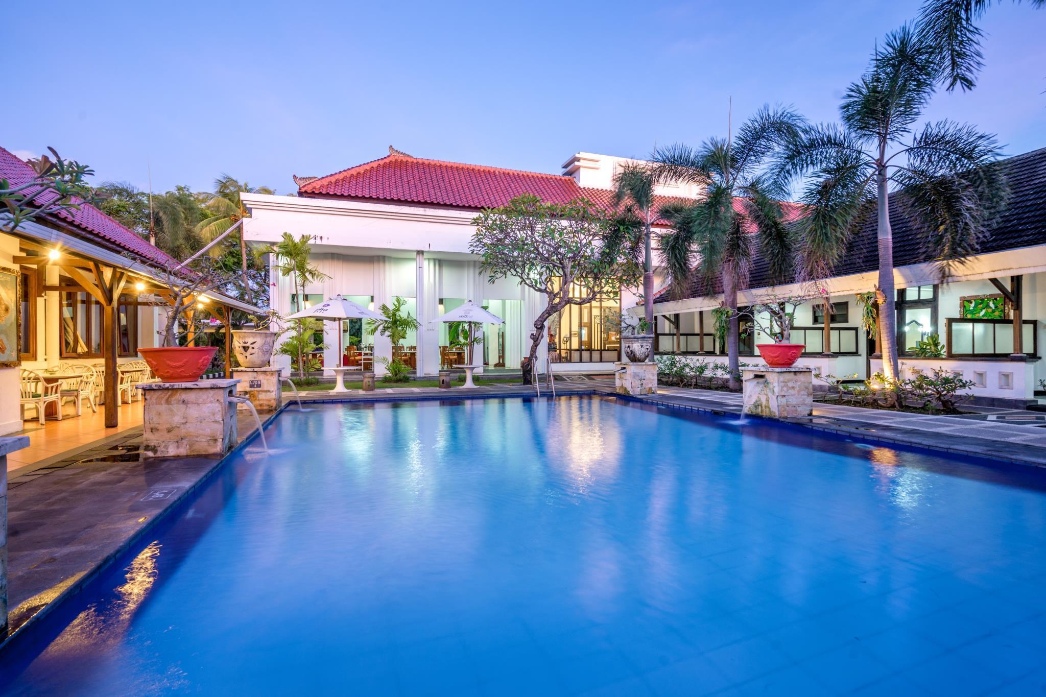Inna Bali Heritage Hotel ホテル詳細