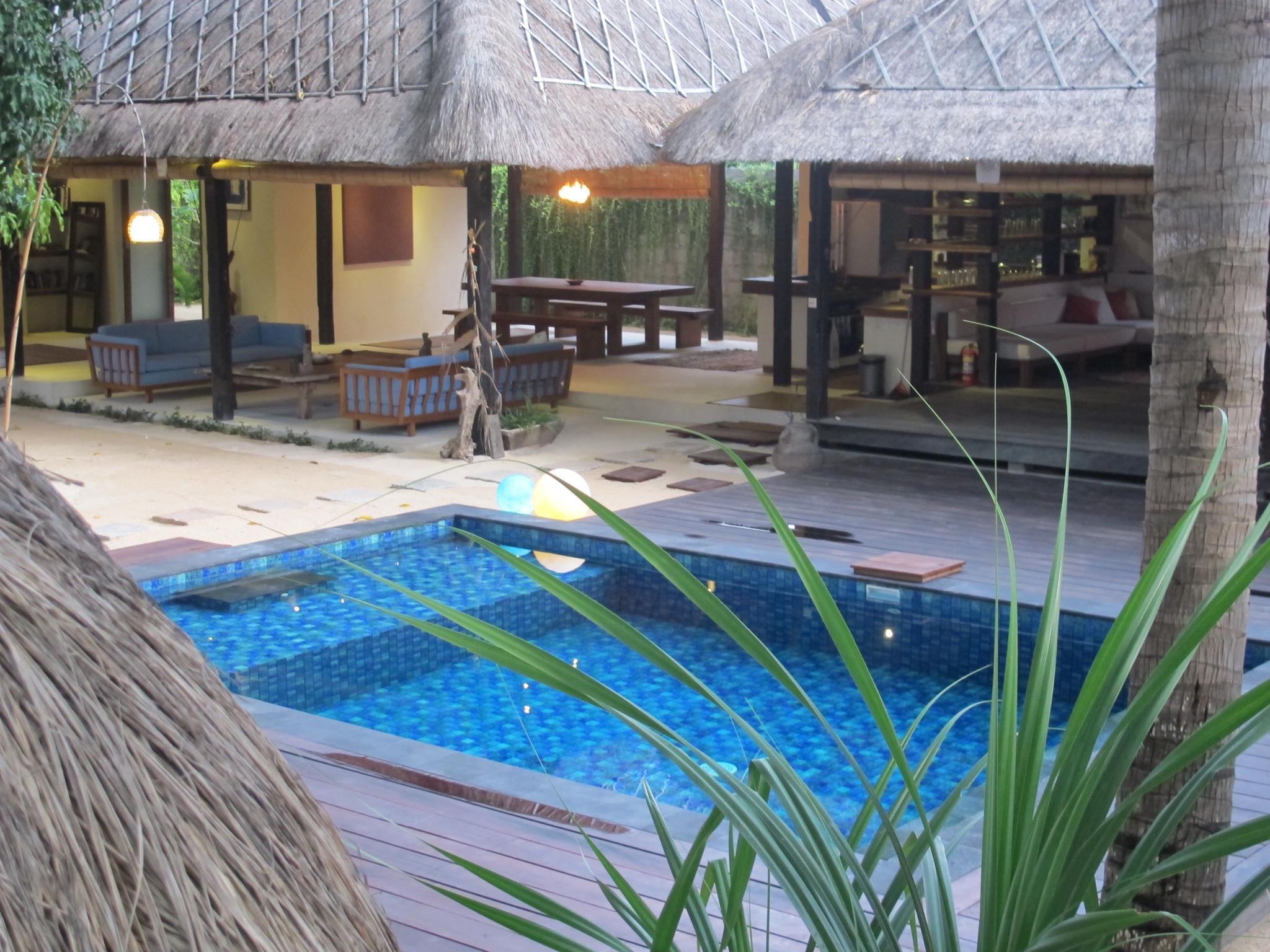 Luxury beach Villa in Nusa Lembongan, Bali ホテル詳細