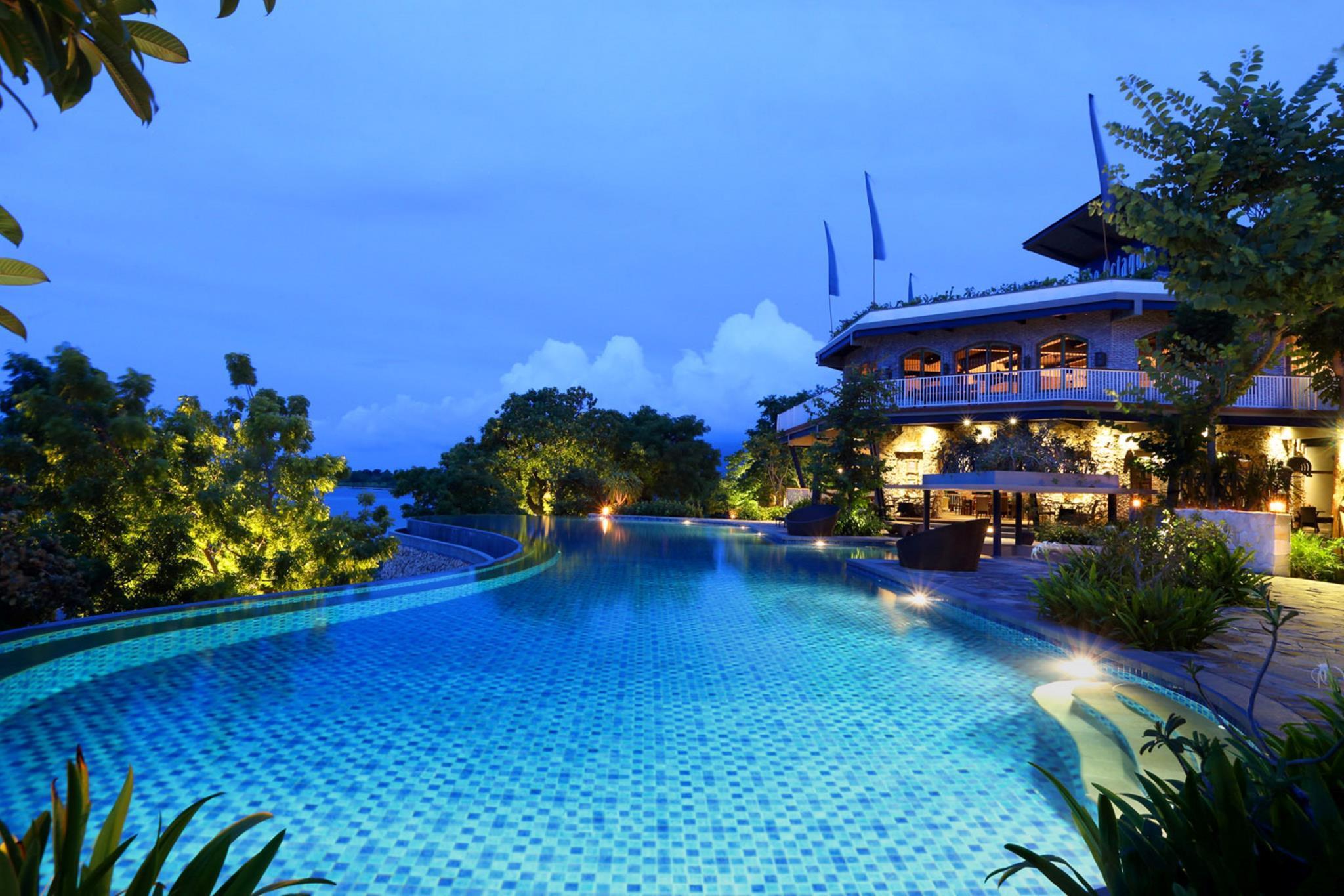 Plataran Menjangan Resort and Spa ホテル詳細