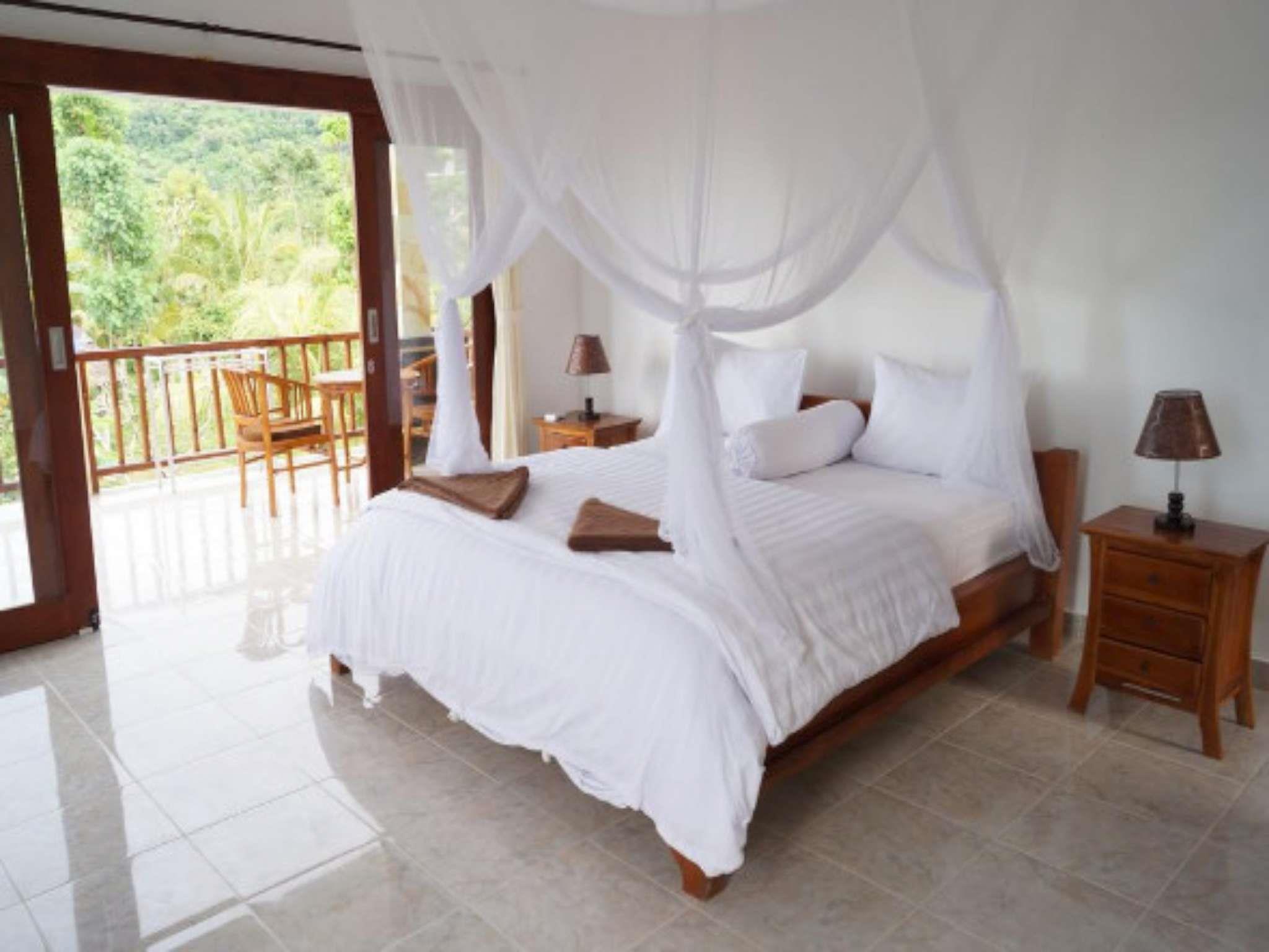 Studio Apartment Unit 1 at Mangga Villa Beach ホテル詳細