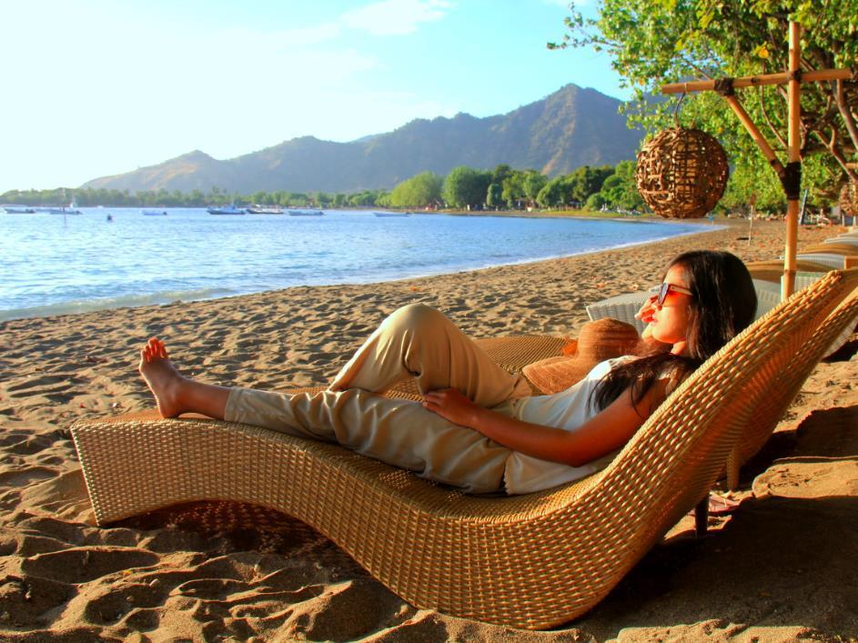 Taman Sari Bali Resort & Spa ホテル詳細