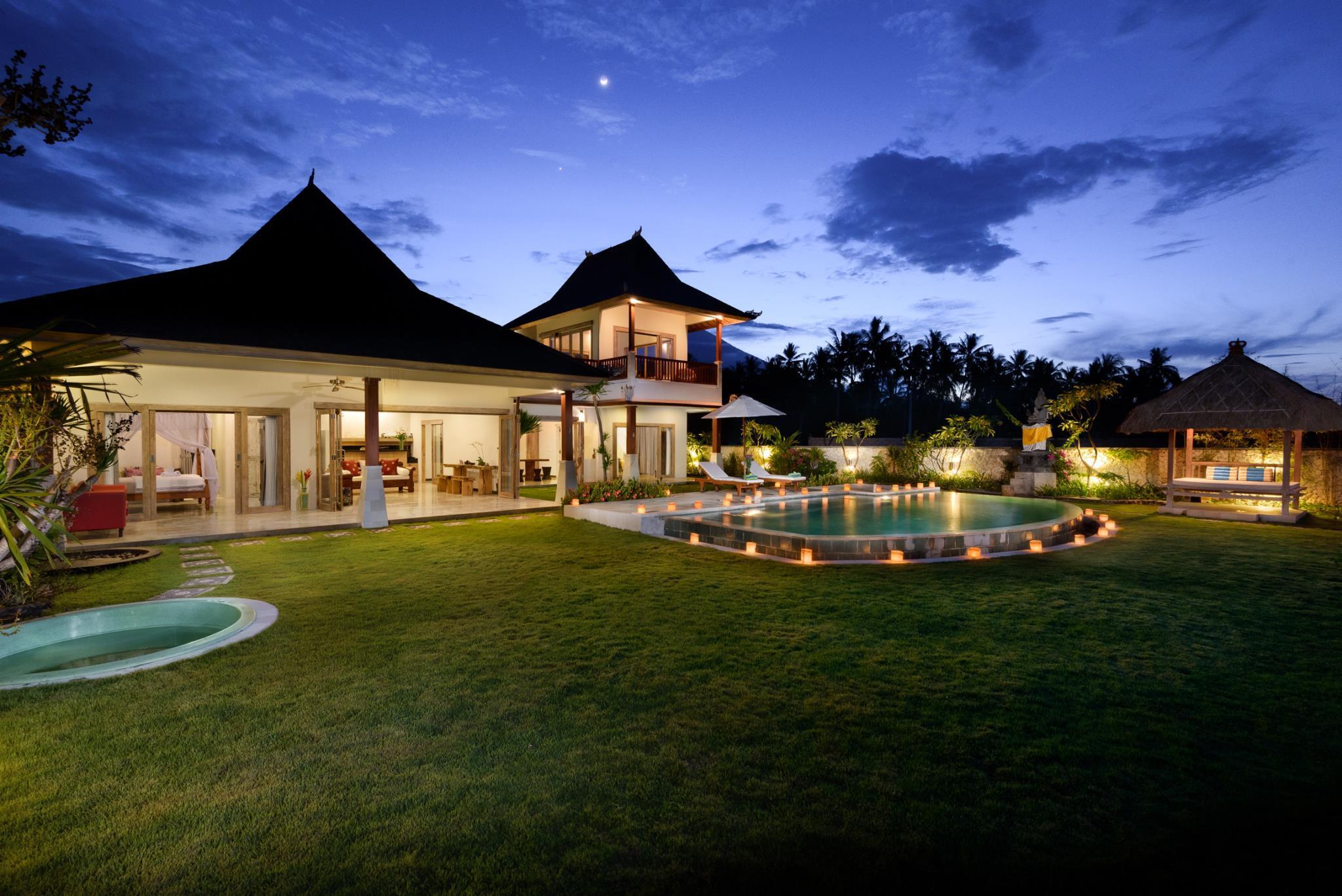 Villa Agung Amed ホテル詳細