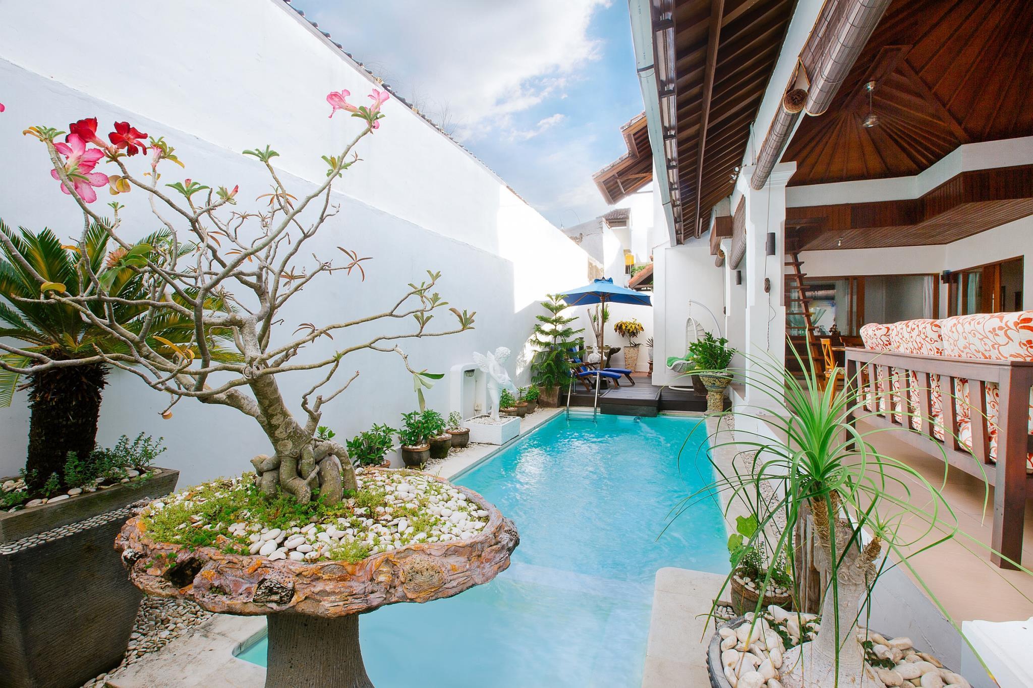 Wonderfull Stay atcosy 3BR Villa near Seminyak ホテル詳細