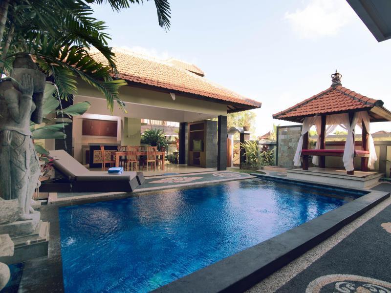 Alamanda Canggu Villa by Gamma Hospitality ホテル詳細