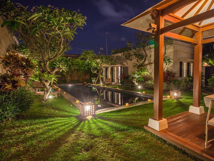 Art Villa Rumah Dua Tiga ホテル詳細