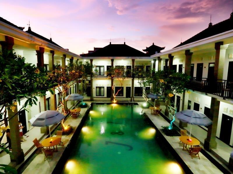 Asoka City Bali Hotel ホテル詳細