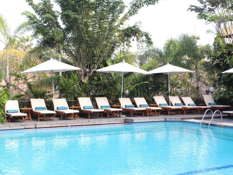 Bali Agung Village Hotel ホテル詳細