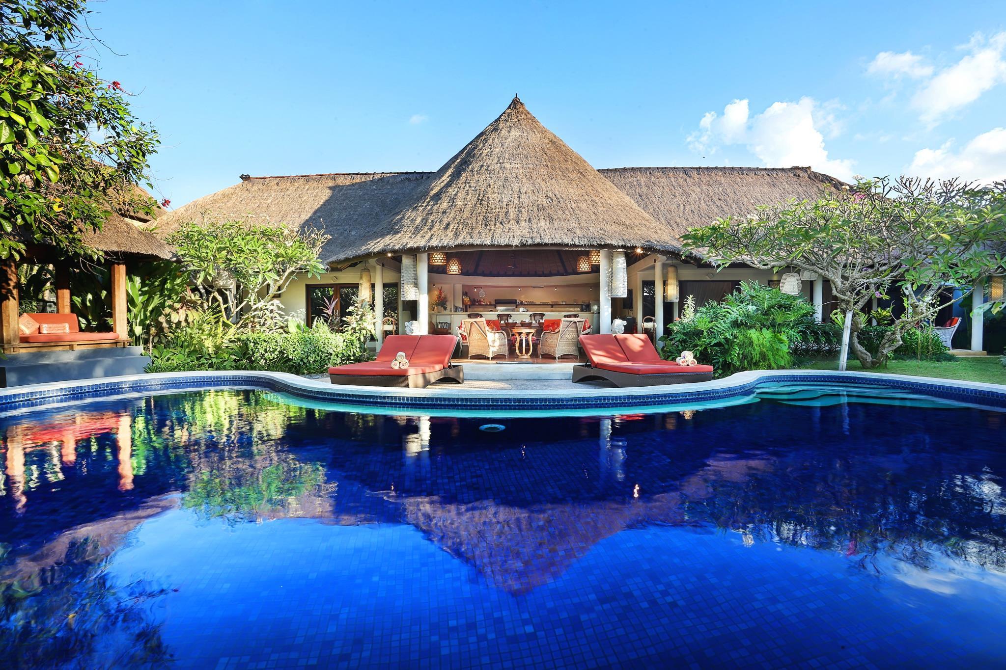 Bali AkasaDua Villa ホテル詳細