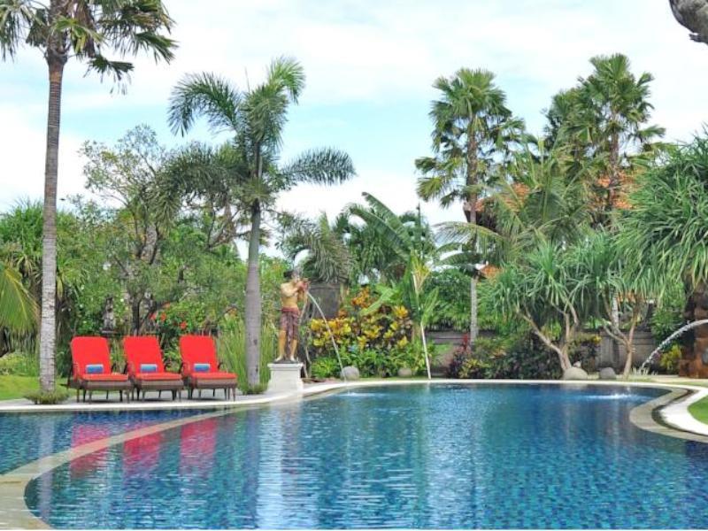 Bali Aroma Exclusive Villas ホテル詳細