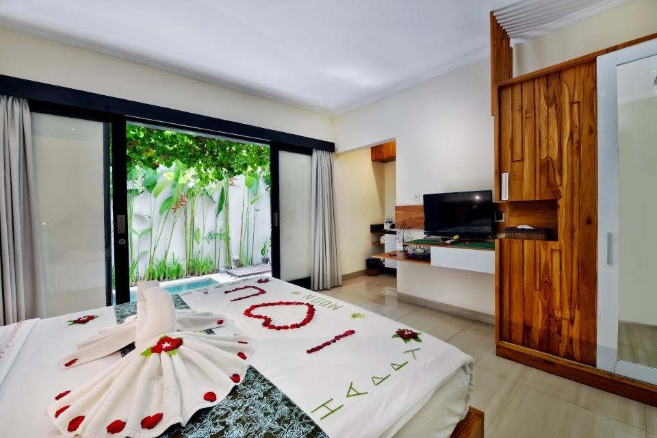 Bali Corail Villas ホテル詳細