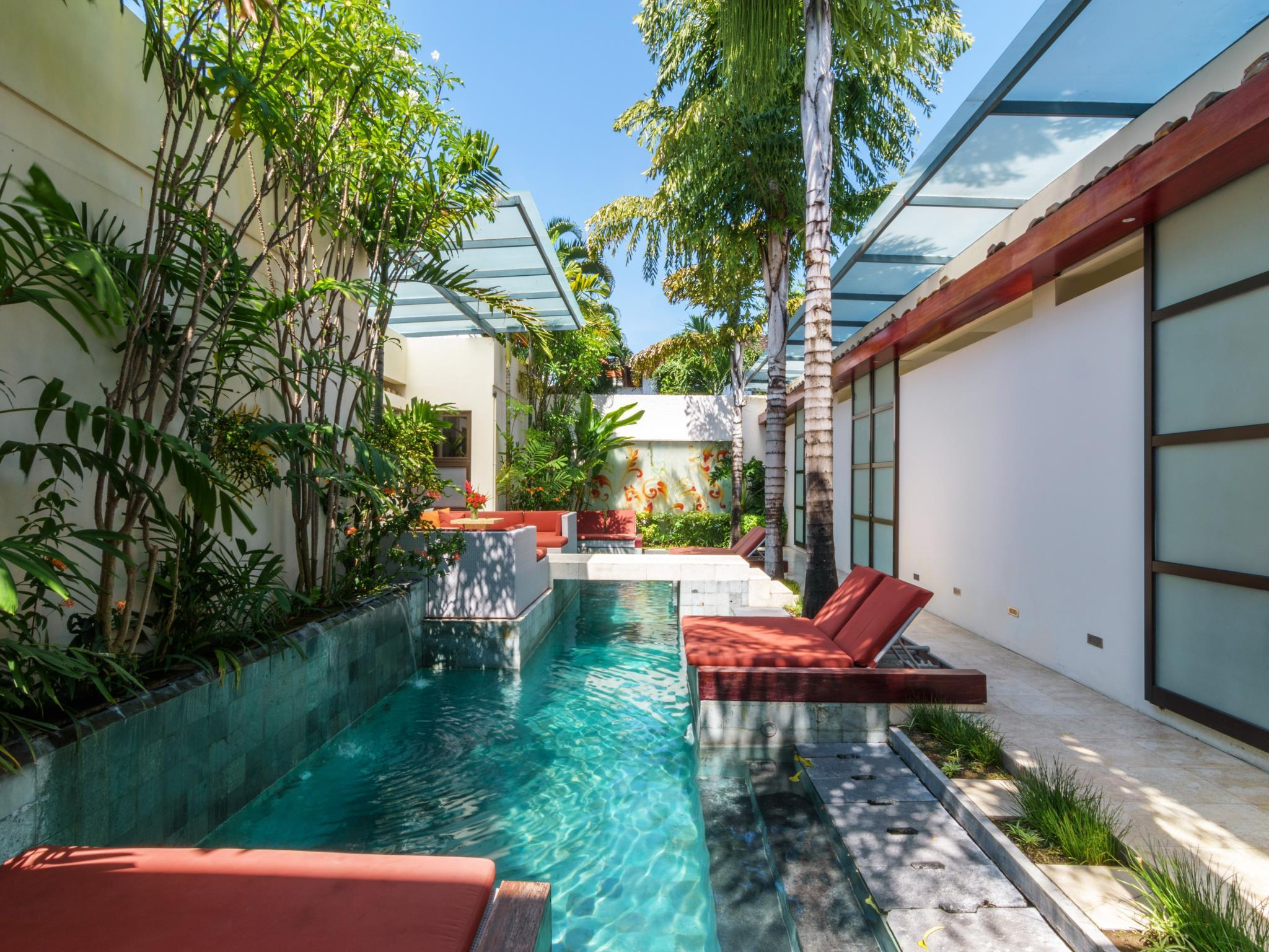 Bali Ginger Suites and Villa ホテル詳細