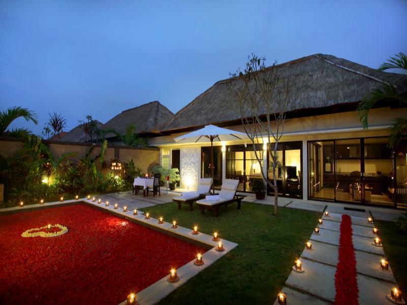 Bali Rich Villas Seminyak Beach ホテル詳細