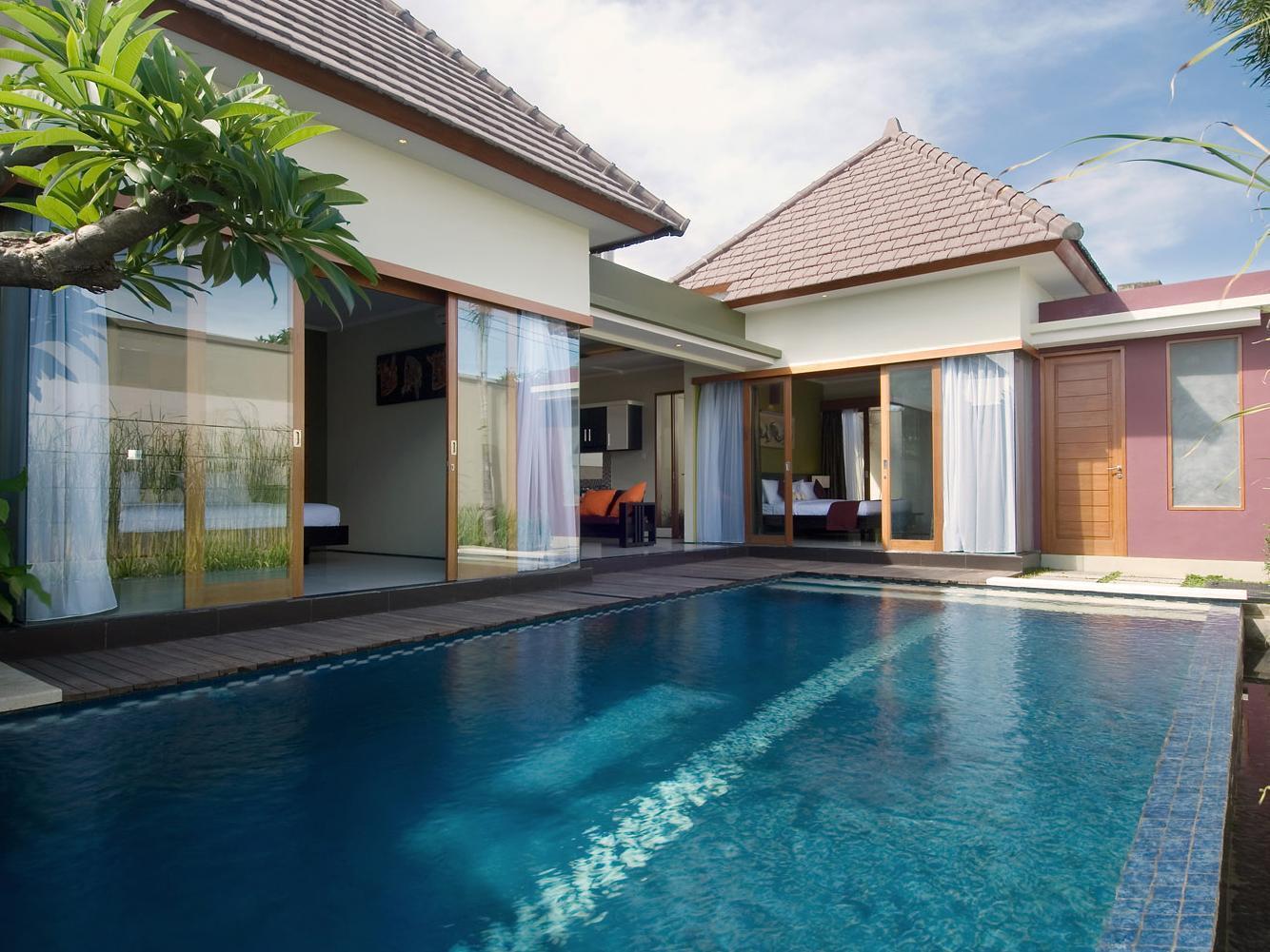 Bali Swiss Villa Hotel ホテル詳細