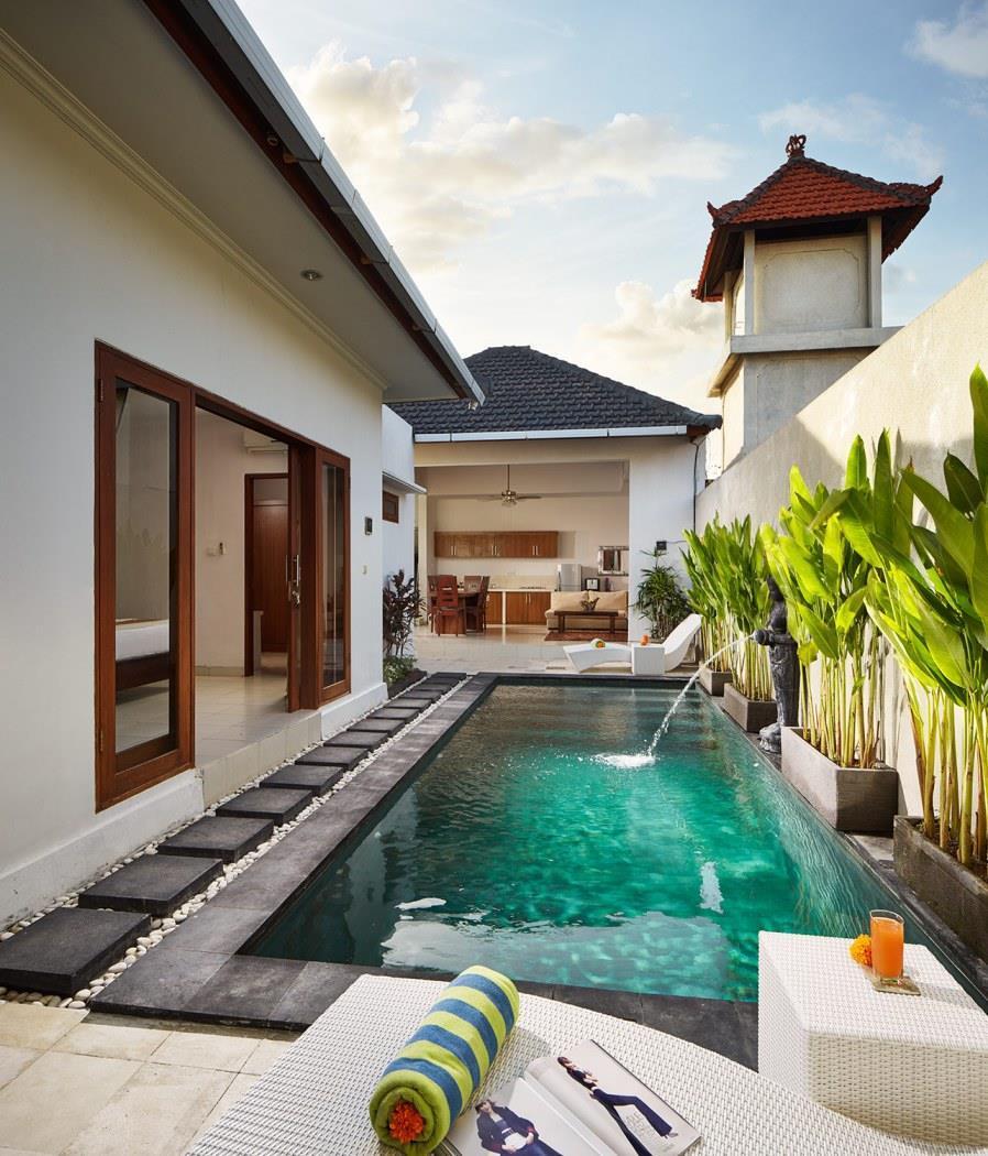 Bella Villa Bali 2 ホテル詳細