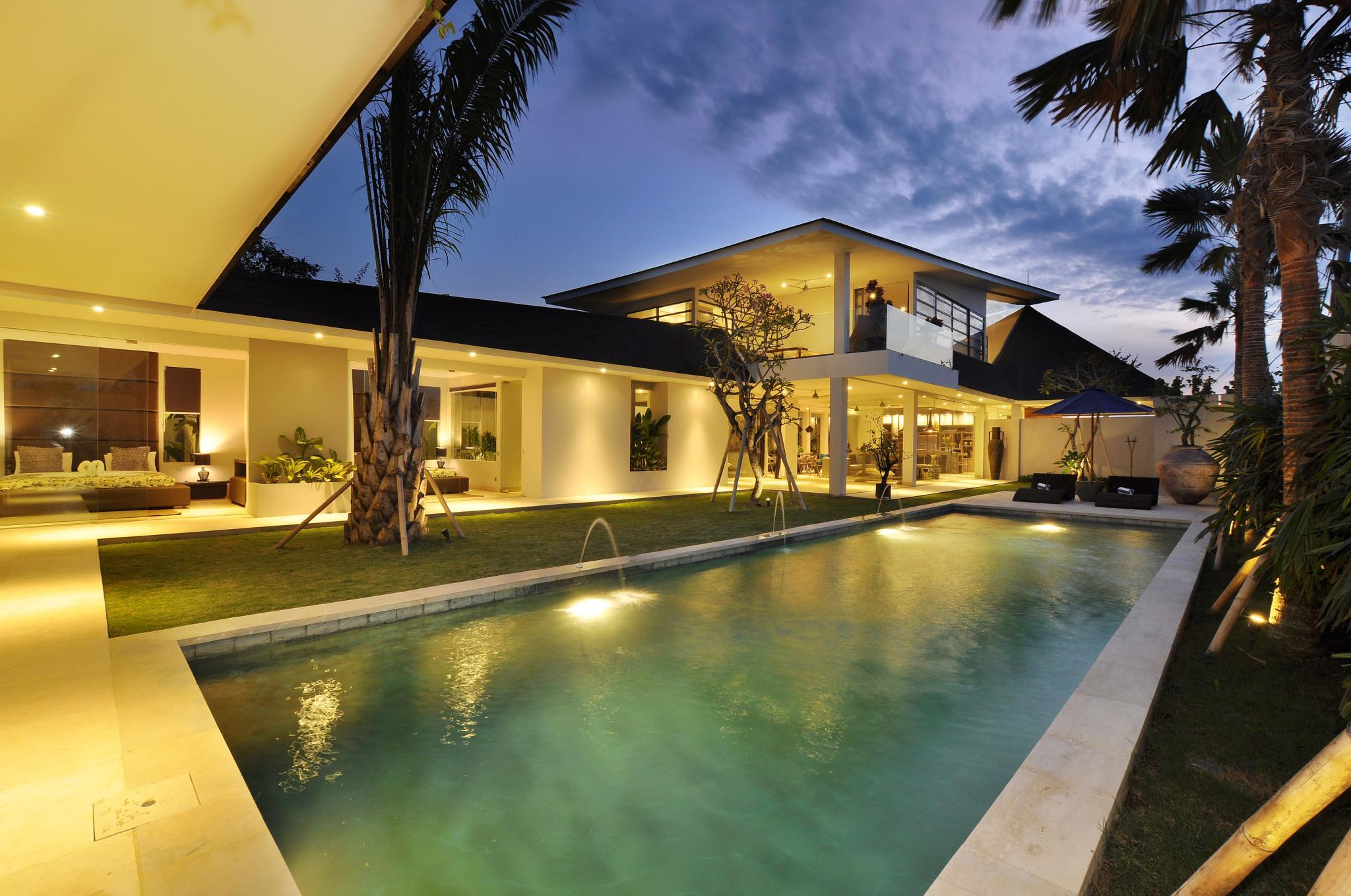 Berawa Beach Villa Ashley ホテル詳細