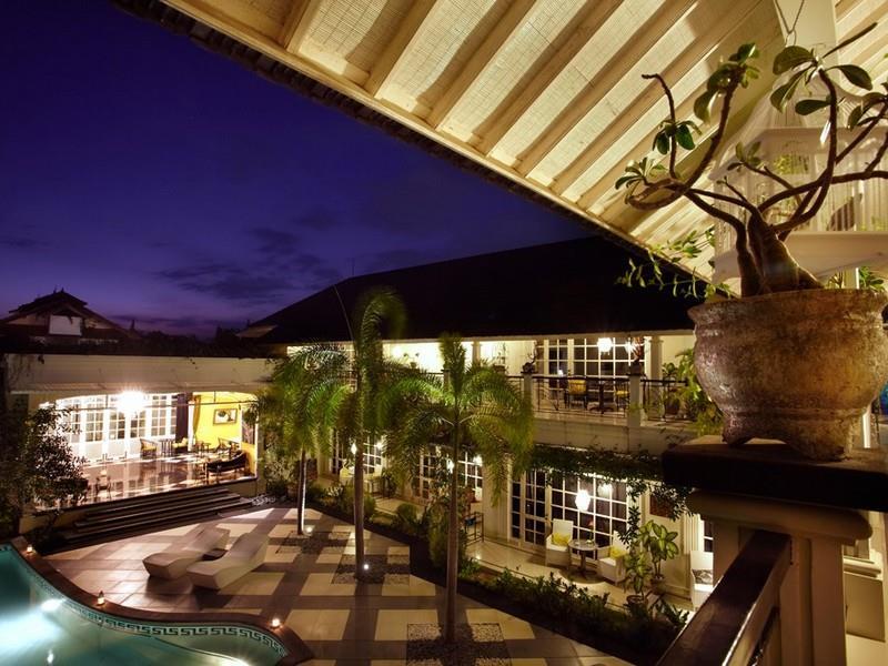 Casa Artista Hotel Bali ホテル詳細