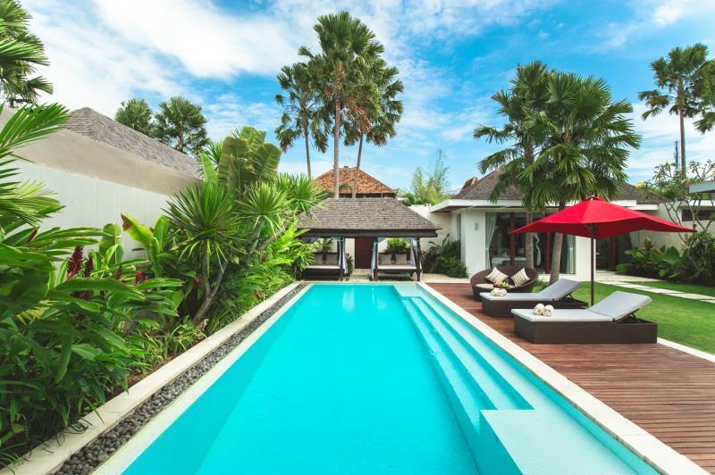 Chandra Bali Villas ホテル詳細