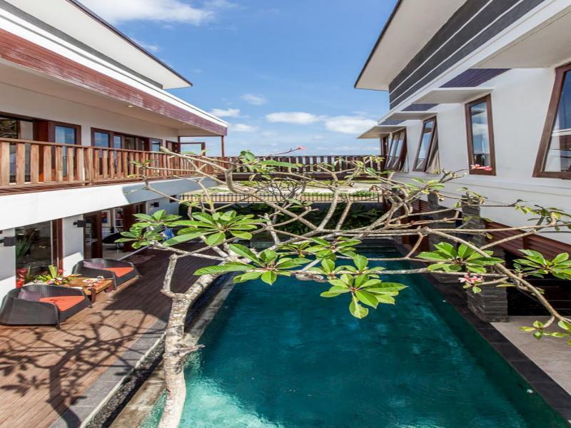 Club 9 Residence By Nagisa Bali ホテル詳細
