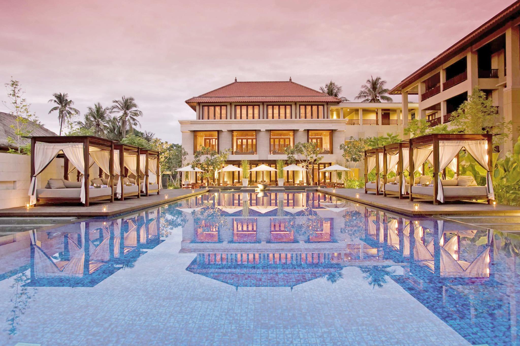 Conrad Bali ホテル詳細