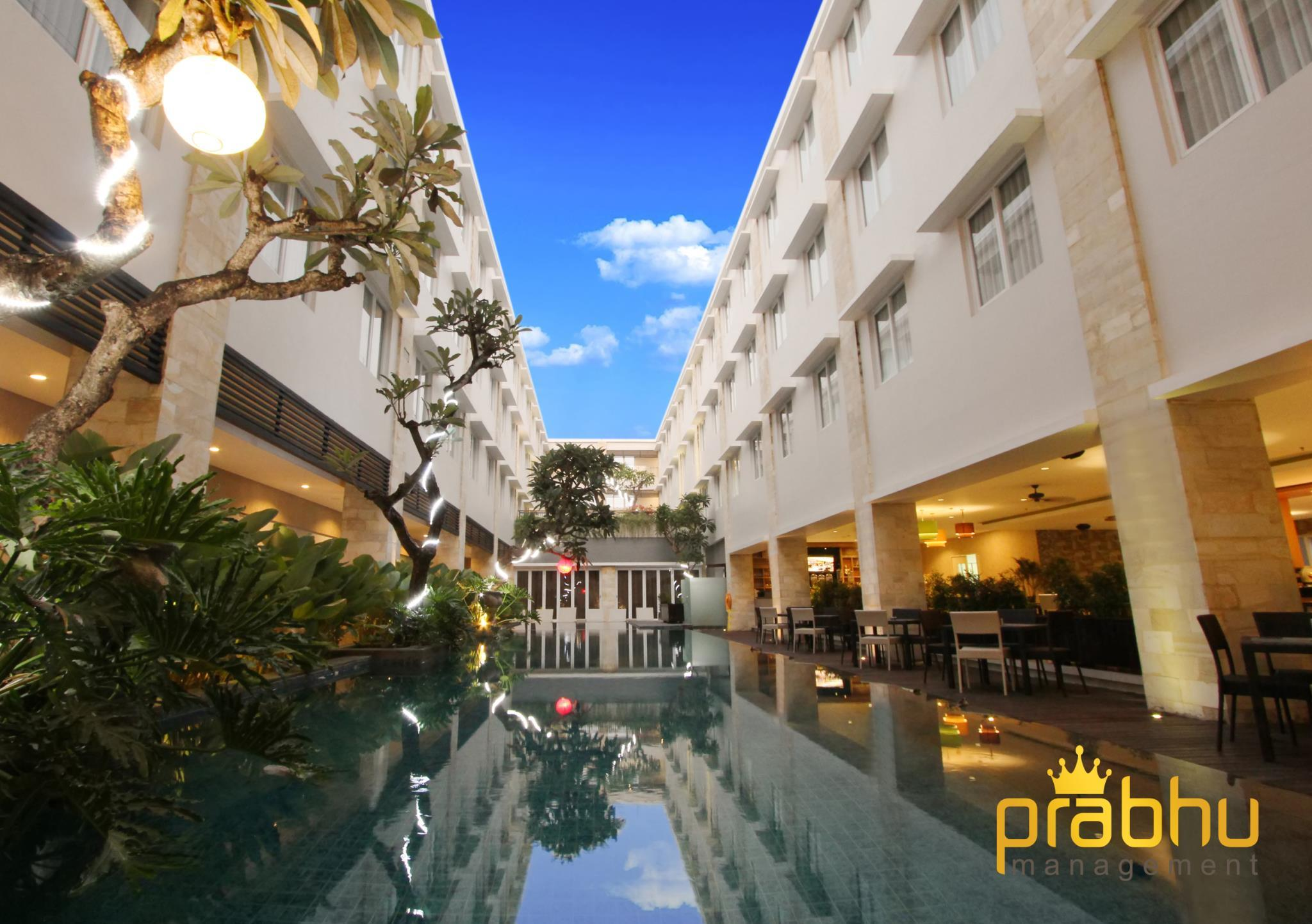Crystal Kuta Hotel by Prabu ホテル詳細