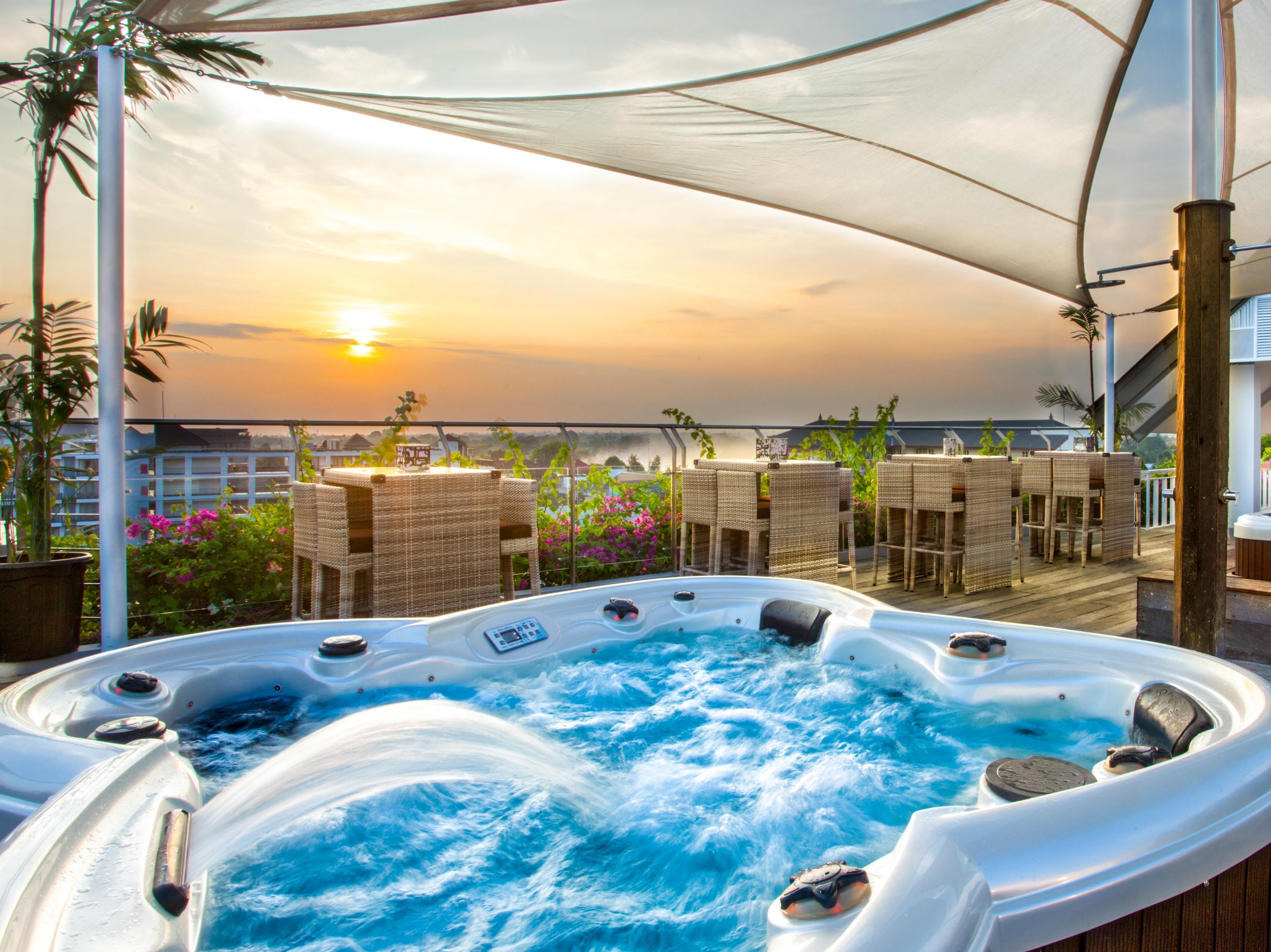 Daun Bali Seminyak Hotel ホテル詳細
