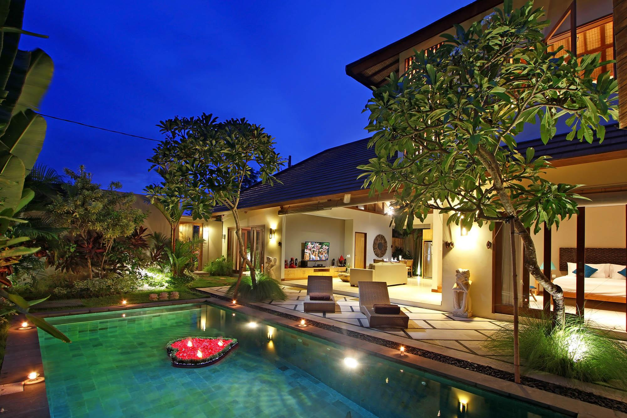 Desa di Bali Villas ホテル詳細