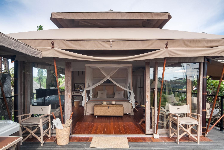 Exclusive tent in Canggu ホテル詳細