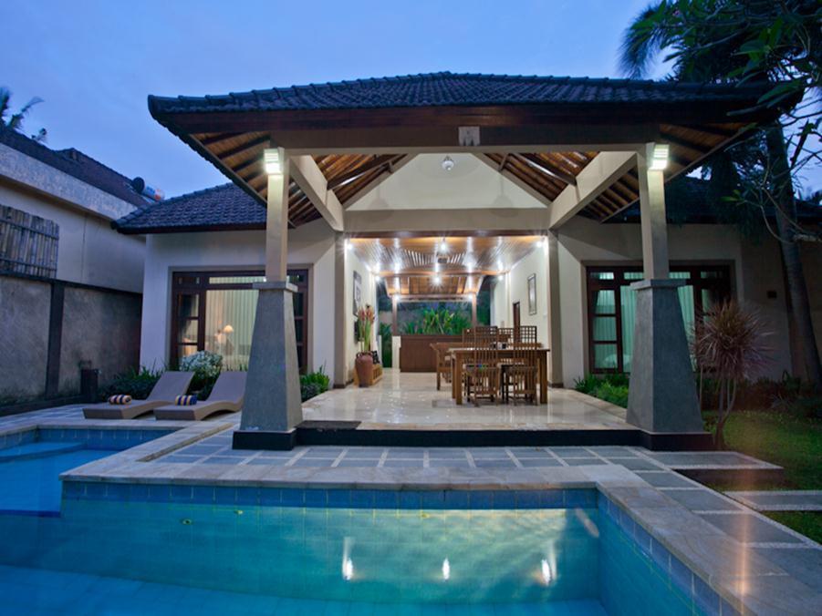 Gracia Bali Villas ホテル詳細
