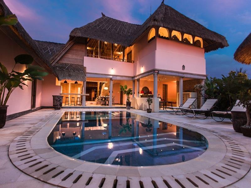 Hacienda Villas ホテル詳細