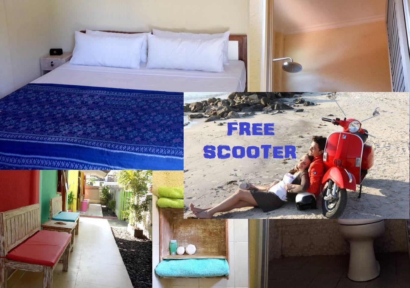 Hidden Village Bali ホテル詳細
