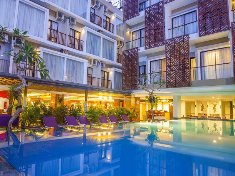 Hotel Horison Seminyak Bali ホテル詳細