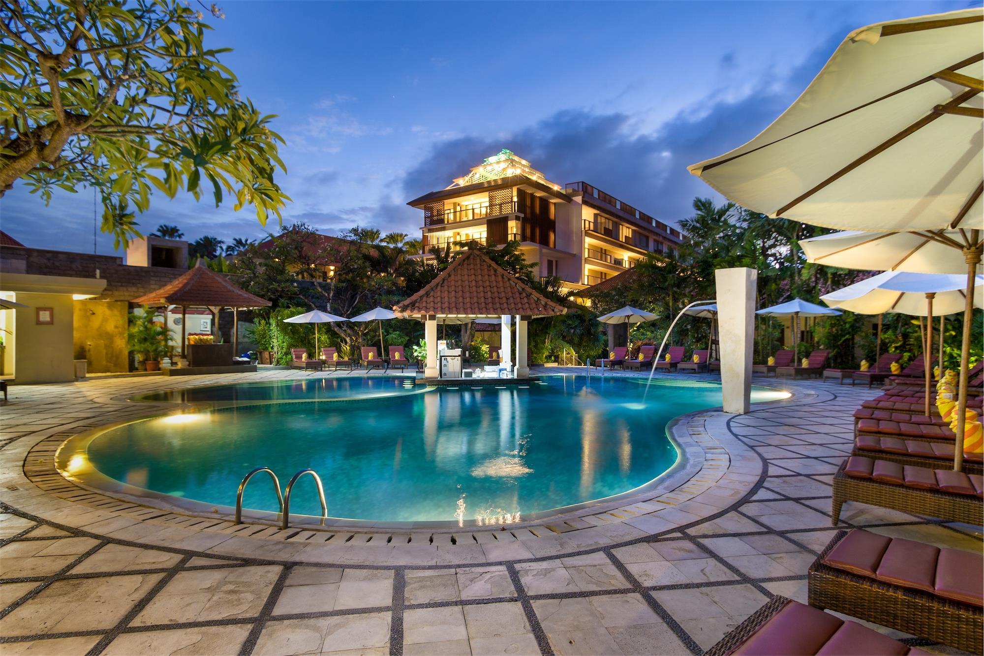 Hotel Puri Raja ホテル詳細