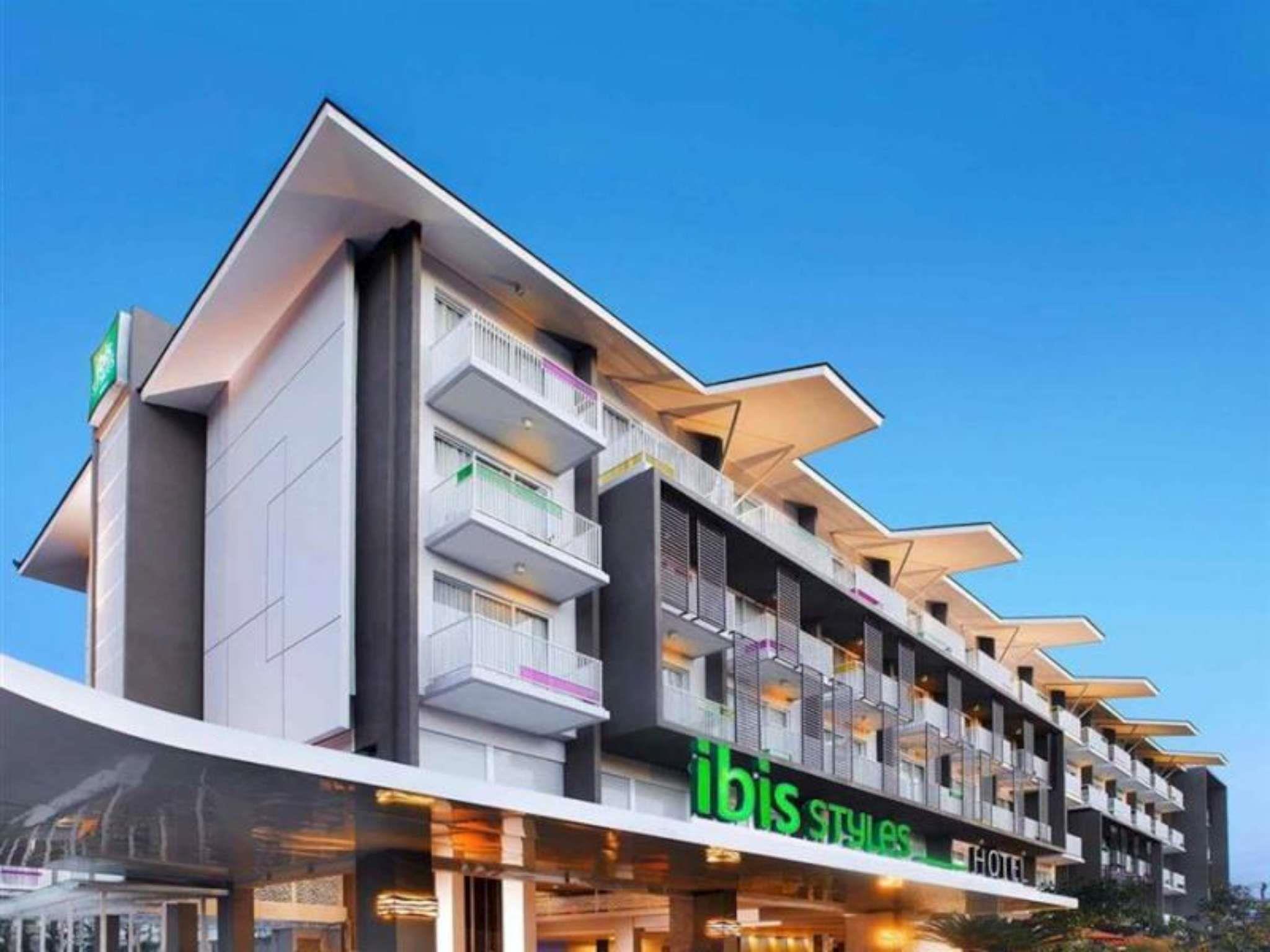 Ibis Styles Bali Benoa Hotel ホテル詳細