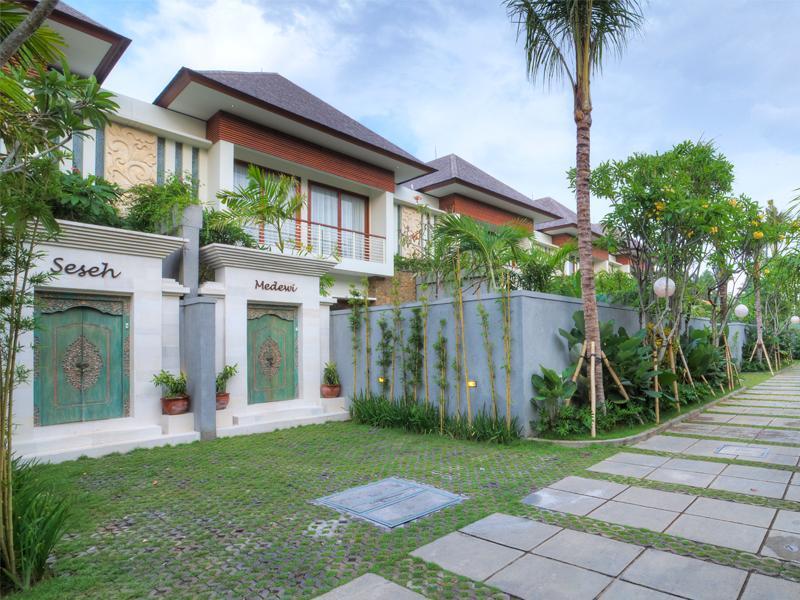 Kampoeng Villa Bali ホテル詳細