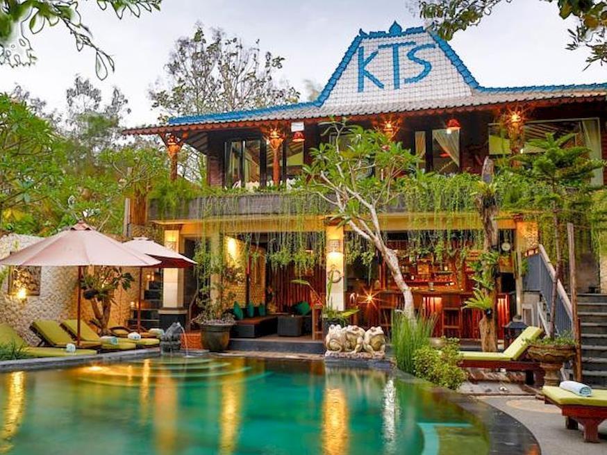 KTS Spa and Retreat ホテル詳細