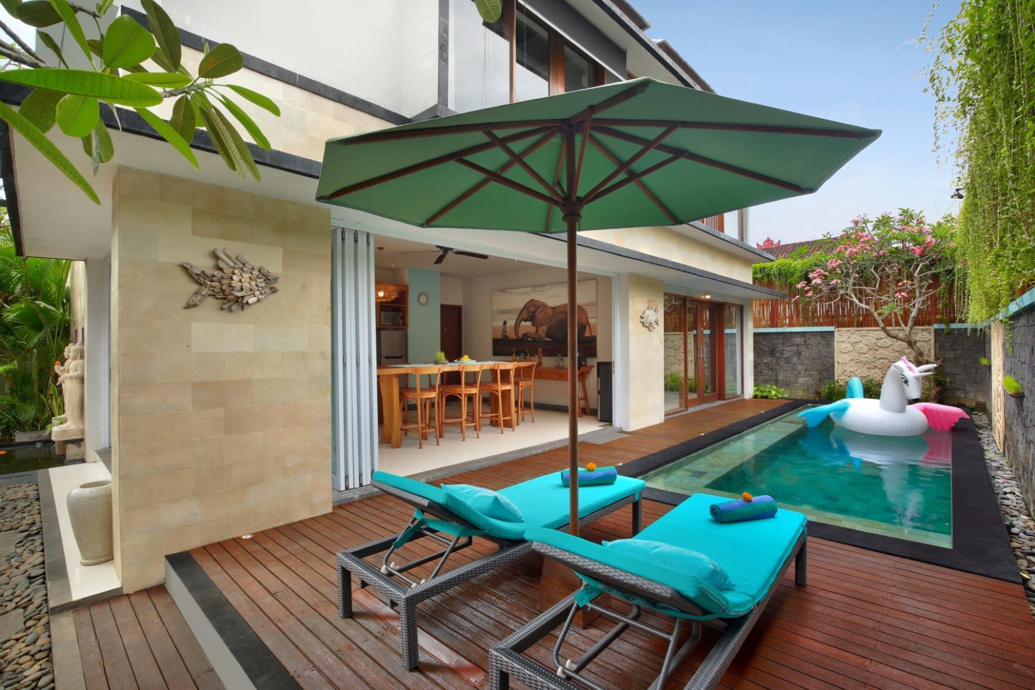 Lacasa Villa Bali ホテル詳細