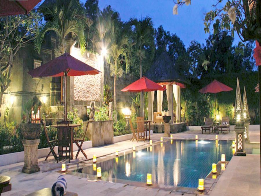 Lagen Cliff Villa Bali ホテル詳細
