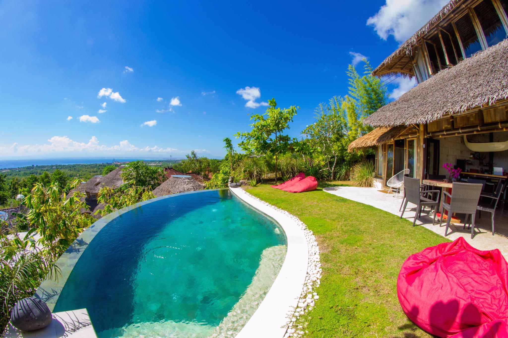 Le Bamboo Bali ホテル詳細