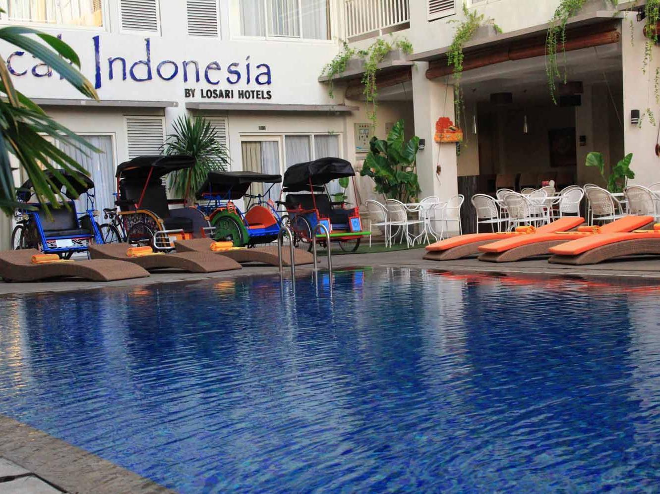 Losari Sunset Hotel ホテル詳細