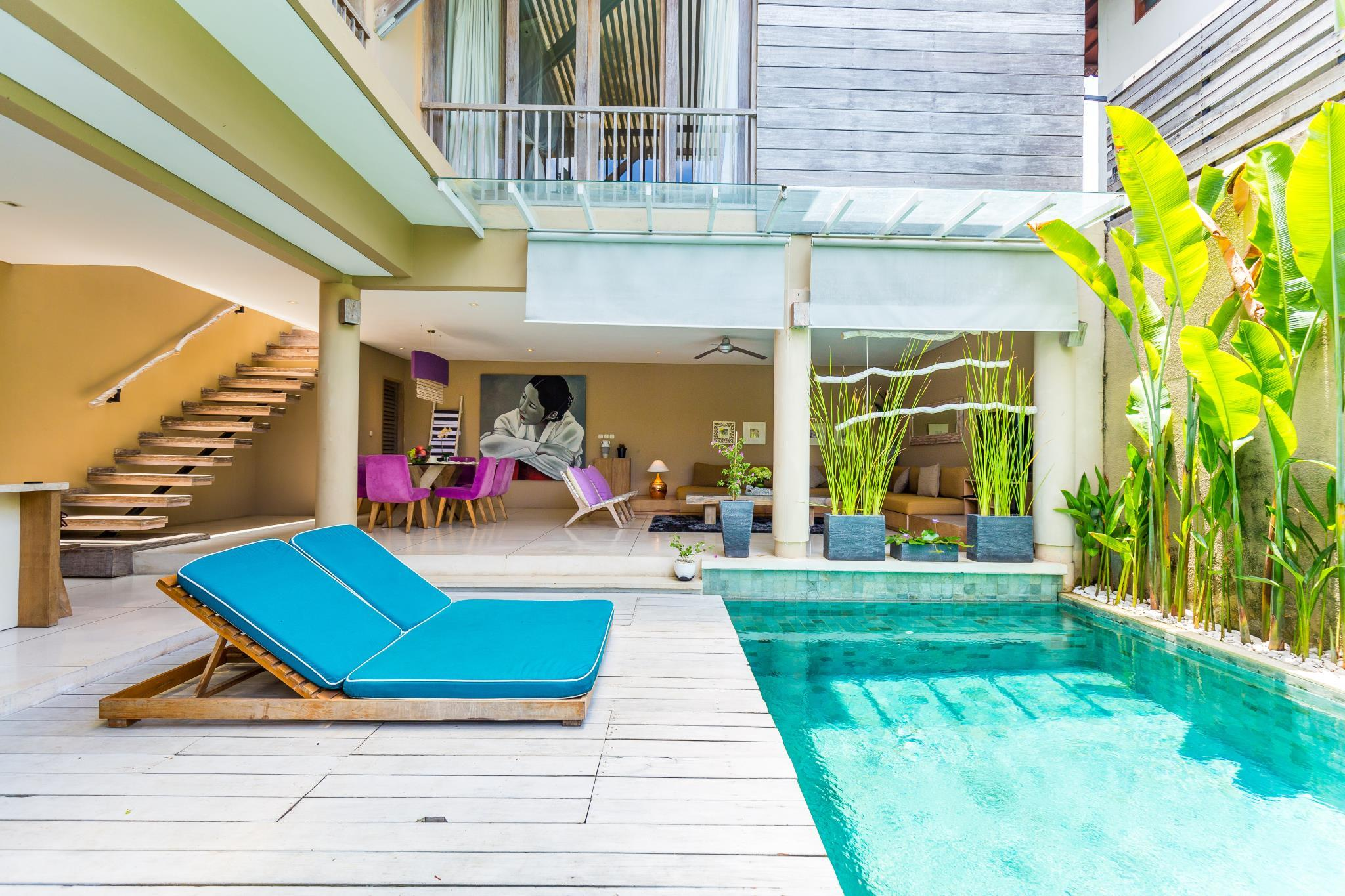 Luxury Villa - Central Petitenget, Seminyak ホテル詳細