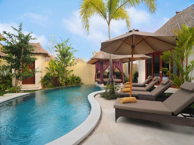 Mahagiri Villas & Spa Dreamland ホテル詳細